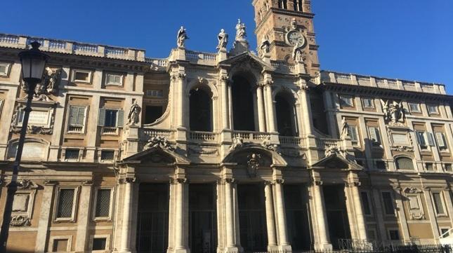 Базилика Санта-Мария-Маджоре в Риме