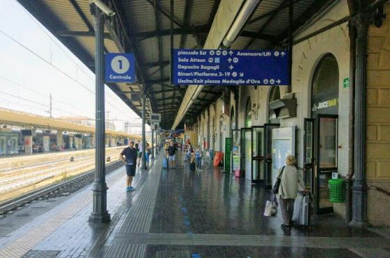 Вокзал Болонья