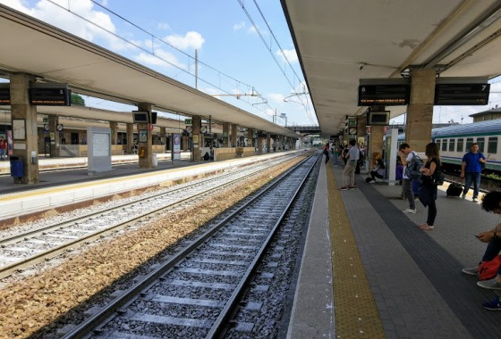 Вокзал Верона Порта Нуова