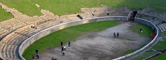 Как самостоятельно посетить Помпеи и Геркуланум из Неаполя за 1 день