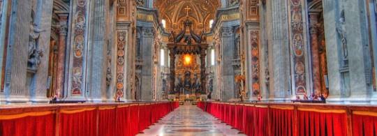TOP-10 идей, что посмотреть в Ватикане. Часть I