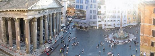 Самые интересные площади Рима: TOP-8 по версии BlogoItaliano