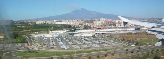 Аэропорт Катания и как добраться до города