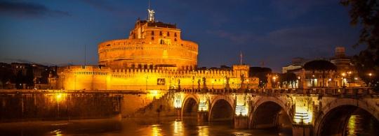 Замок Святого Ангела в Риме: от империи до наших дней