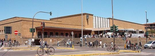 Санта Мария Новелла – центральный вокзал Флоренции