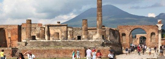 Помпеи: история, как добраться самостоятельно и экскурсии