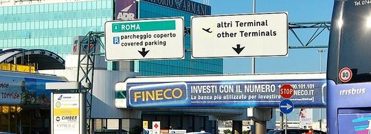 Все аэропорты Рима