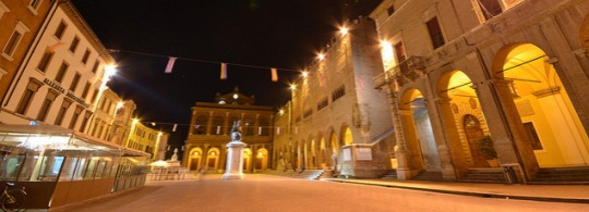 Русский гид в Римини, Сан-Марино и Равенне