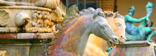 Площадь Синьории во Флоренции: бесплатный музей под открытым небом