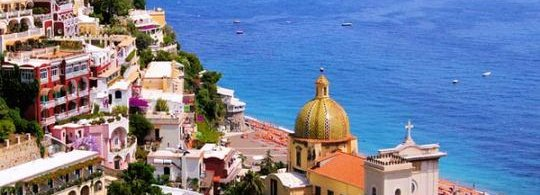 Позитано в Италии – кусочек рая на земле