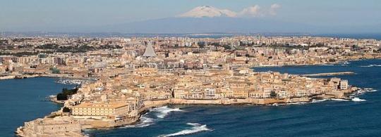 Город Сиракузы на Сицилии – родина Архимеда