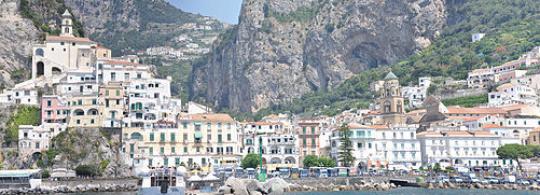 Амальфи – сказочный город на побережье Италии