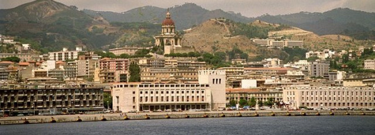 Мессина – город-порт севера Сицилии в Италии