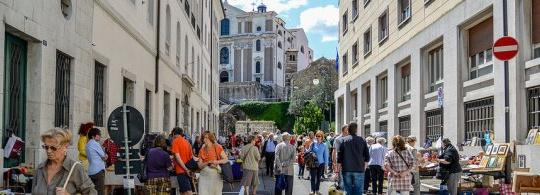 Рынки Рима: 5 самых примечательных рынков Вечного города