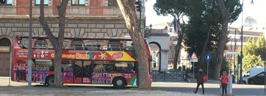 Туристические экскурсионные автобусы в Риме: маршруты, цены, билеты