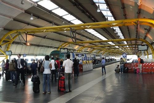 Как добраться до центра Рима из аэропорта Фьюмичино