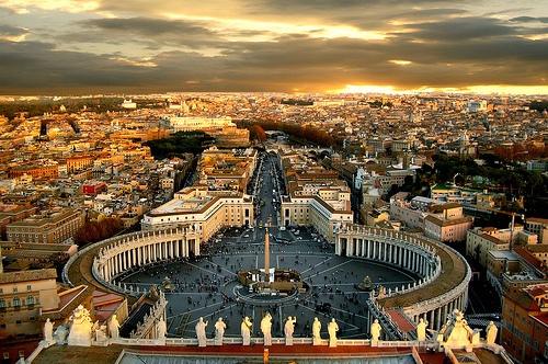 Что посмотреть в Ватикне
