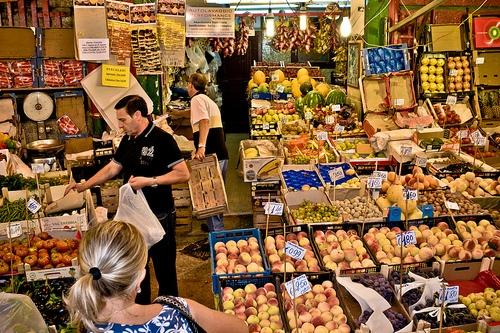 Рынки Палермо