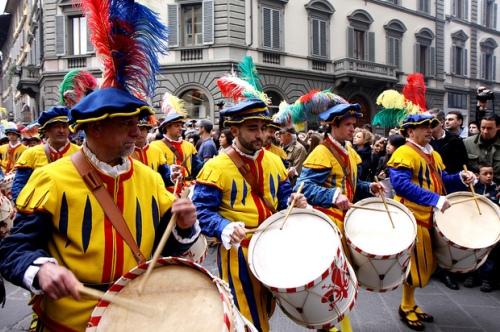 Пасхальные церемонии в Италии