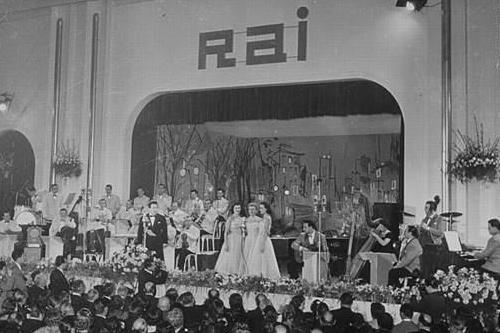 Фестиваль итальянской песни в Сан-Ремо