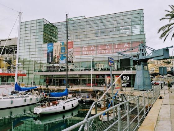 Морской музей в Генуе