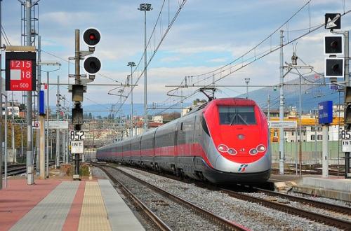 Из Милана в Венецию на поезде