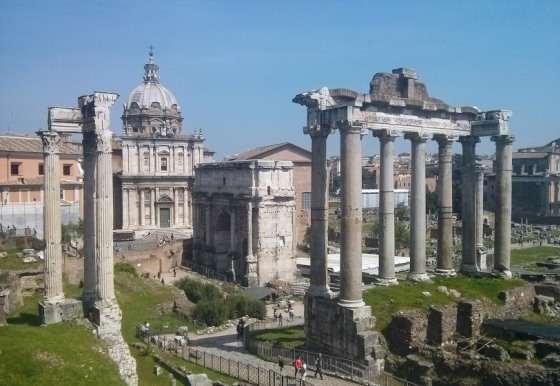 Климат в Риме