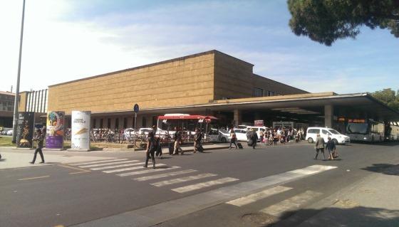 Главный вокзал во Флоренции