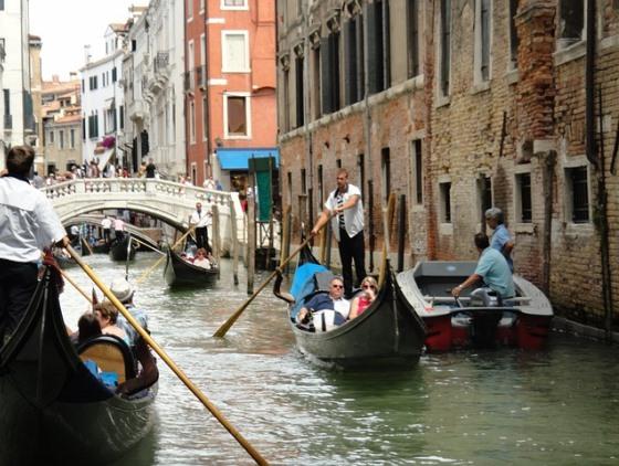 Погода в Венеции летом