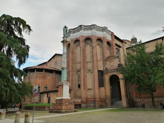 Сан-Доменико в Болонье