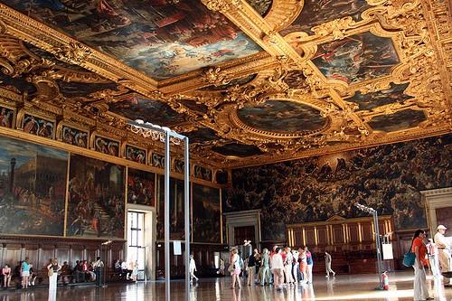 Экскурсия во Дворце Дожей