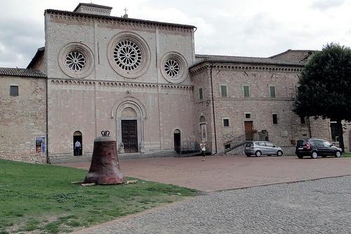 Церковь Сан-Пьетро в Перуджи