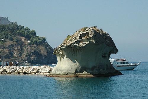 Символ острова Искья