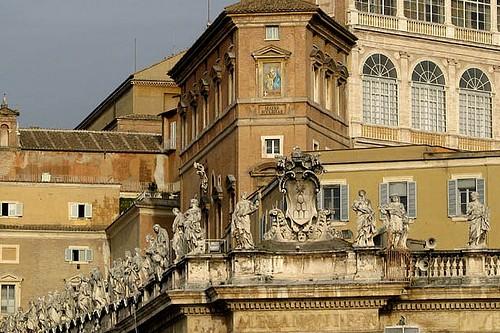 Апостольский Дворец в Риме