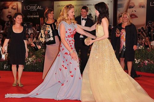 Мадонна на венецианском кинофестевале