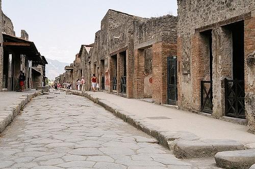 Помпеи в Италии
