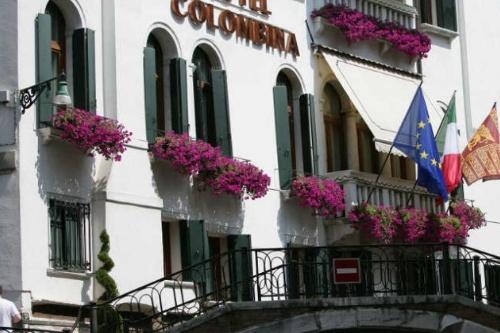 Романтичные отели в Венеции