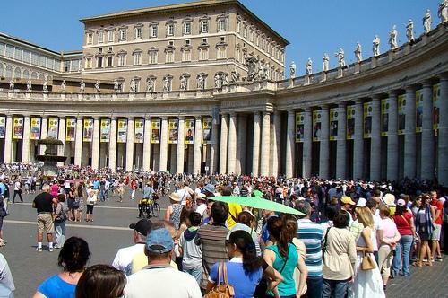 Очереди в Ватикане