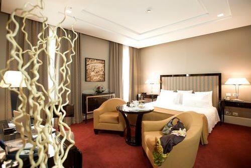 Романтичные отели Рима