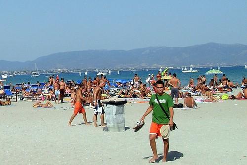 Летняя поездка в Италию, фото, Сардиния, Италия