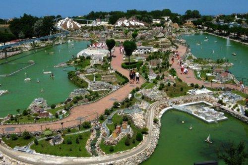 Парк миниатюр в Римини