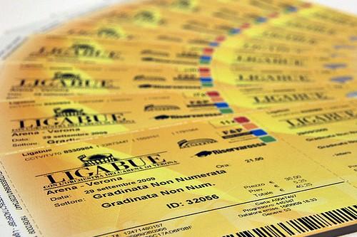 Билеты на оперный фестиваль в Вероне