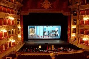 Оперный театр Ла Скала в Милане, фото, Милан Италия
