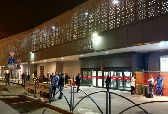 Аэропорт Orio Al Serio в Бергамо