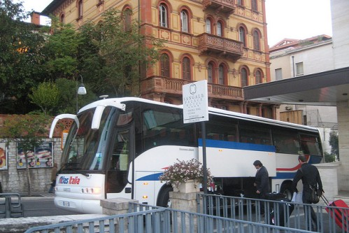 Автобус из Милана во Флоренцию