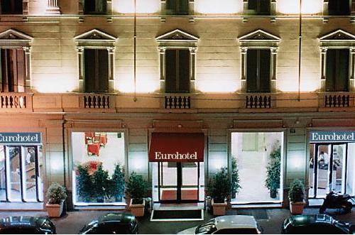 Отели в центре Милана