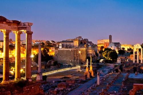 Римский форум - центр античного города