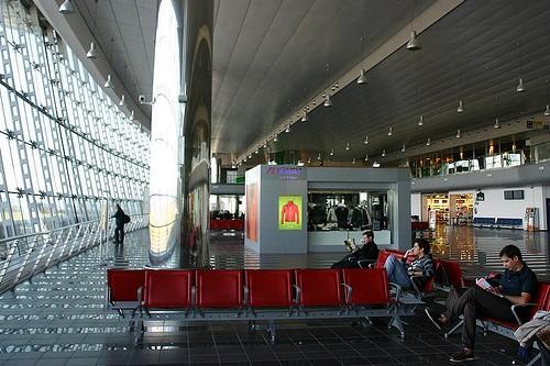 Аэропорт Турина