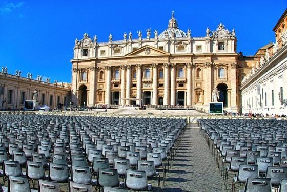 Собор Святого Петр в Ватикане