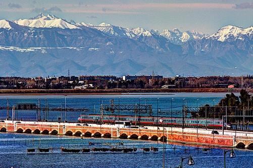 Поезд из Венеции во Флоренцию